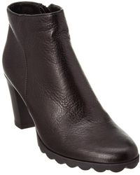 The Flexx - The Dipsy Leather Ankle Boot - Lyst