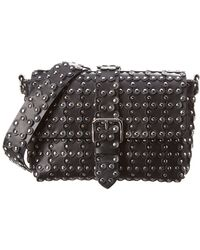 RED Valentino - Flower Puzzle Leather Shoulder Bag - Lyst caced75ba9ece