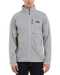 571f9215e Lyst - The North Face Timber Full Zip Jacket in Brown for Men