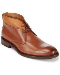 Cole Haan - Williams Leather Chukka Boot - Lyst