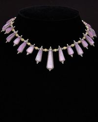Konstantino - Iliada 18k & Silver 135.00 Ct. Tw. Mother-of-pearl Gemstone doublet Necklace - Lyst
