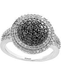 Effy - Fine Jewellery 14k 0.85 Ct. Tw. Diamond Ring - Lyst