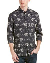 Life After Denim - Life/after/denim Oxeye Woven Shirt - Lyst