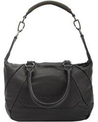 Liebeskind - Bailundo Leather Shoulder Bag - Lyst