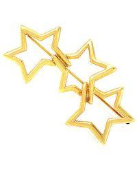 Heritage Tiffany & Co. - Tiffany & Co. 18k Star Brooch - Lyst
