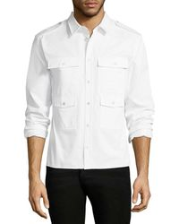 Diesel Black Gold - Simeon Shirt - Lyst