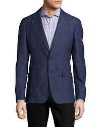Thomas Pink - Christoffer Notch Lapel Sportcoat - Lyst