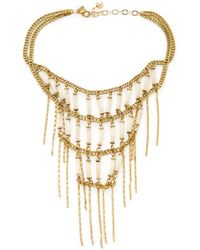 Vanessa Mooney - The Magdalena Layer Necklace - Lyst
