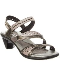Naot - Beauty Leather Sandal - Lyst
