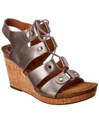 Söfft - Carita Leather Sandal - Lyst