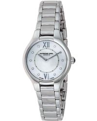 Raymond Weil - Women's Noemia Diamond Watch - Lyst