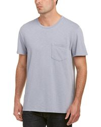 Hudson Jeans - Pocket T-shirt - Lyst