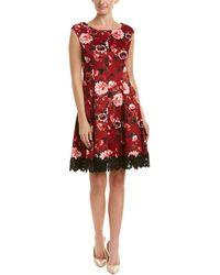 Donna Ricco - A-line Dress - Lyst