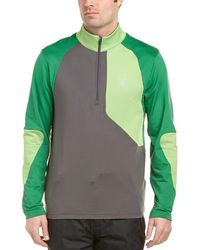 Spyder - Charger Thermastretch 1/4-zip Pullover - Lyst