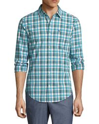 Original Penguin - P55 Jaspe Plaid Sportshirt - Lyst