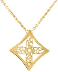 Louis Vuitton - Louis Vuitton 18k Necklace - Lyst