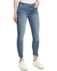 7 For All Mankind 7 For All Mankind The Ankle Muse Skinny Jean - Blue