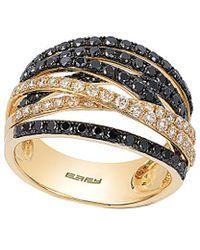 Effy - Fine Jewelry 14k 1.31 Ct. Tw. Diamond Ring - Lyst