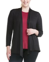 Electric Yoga - Plus Open Cardigan - Lyst