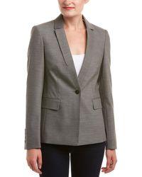 Karen Millen - Masculine Tailoring Jacket - Lyst