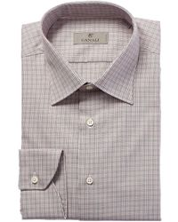 Canali - Dress Shirt - Lyst