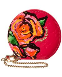 cfbba2f0aa07 Louis Vuitton - Limited Edition Stephen Sprouse Roses Monogram Canvas  Chapeau - Lyst