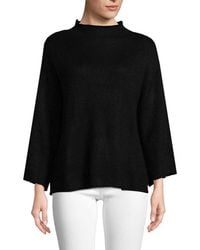 BCBGeneration - Knit Mock Neck Sweater - Lyst