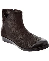 Naot - Loyal Leather Ankle Boot - Lyst