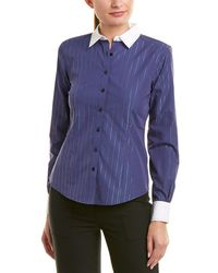 Brooks Brothers - Woven Shirt - Lyst