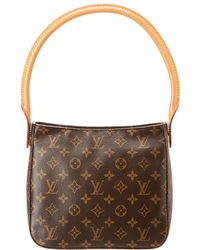 Louis Vuitton - Monogram Canvas Looping Mm - Lyst