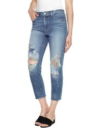 Joe's Jeans - Joe?s Jeans The Debbie Natalya Ankle Cut - Lyst