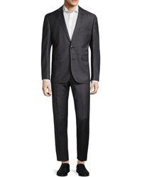 Vince Camuto - Solid Notch Suit - Lyst