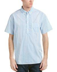 Life After Denim - Life after denim Skipper Popover Shirt - Lyst 07236740d
