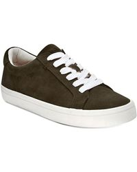 Frye - Kerry Low Lace Suede Trainer - Lyst