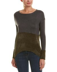 Romeo and Juliet Couture - Colorblocked Jumper - Lyst