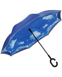 Unique Umbrellas - Self-opening Lined Umbrella - Lyst