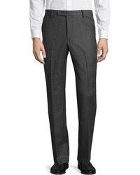 Saks Fifth Avenue - Classic Wool Dress Pant - Lyst