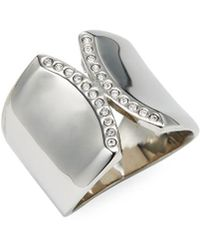 Vita Fede - Inverso Crystal Trend Ring - Lyst