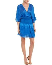 IRO - Jacquard Mini Dress - Lyst