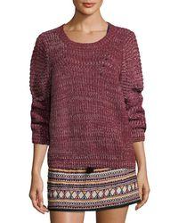 Antik Batik - Gary Woven Sweater - Lyst