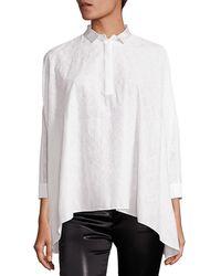 Giamba - Daisy Shirt - Lyst
