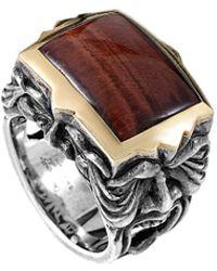 Stephen Webster - 18k & Silver Ring - Lyst