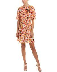 Paule Ka - Silk Dress - Lyst