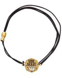 ALEX AND ANI - Kindred Cord 14k Cord Charm Bracelet - Lyst