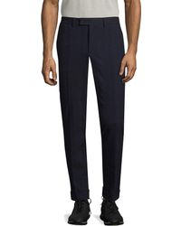 J.Lindeberg - Grant State Flat Front Trouser - Lyst