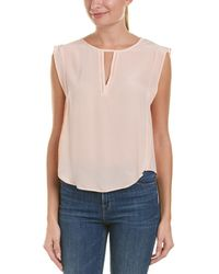 Lamade - Rosalie Silk Top - Lyst
