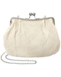 Muche Et Muchette - Kiki Knit Fold-over Clutch - Lyst