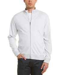 Brooks Brothers - Full-zip Pullover - Lyst