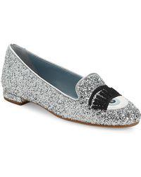 Chiara Ferragni - Ballet Flats Ballerina Shoes For Women - Lyst