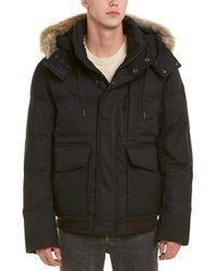 Marc New York - Bohlen Short Puffer Jacket - Lyst